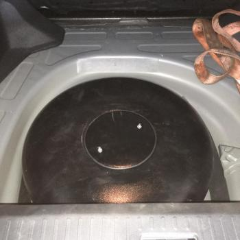 Тороидальный баллон объемом 54 литра