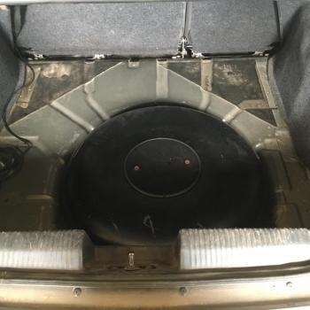 Тороидальный баллон объемом 53 литра и заправочное устройство