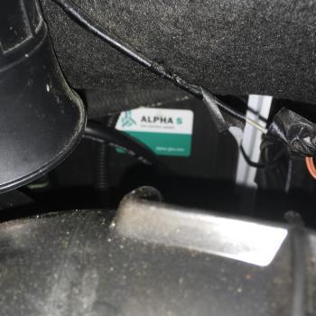 Блок управления Alfa S